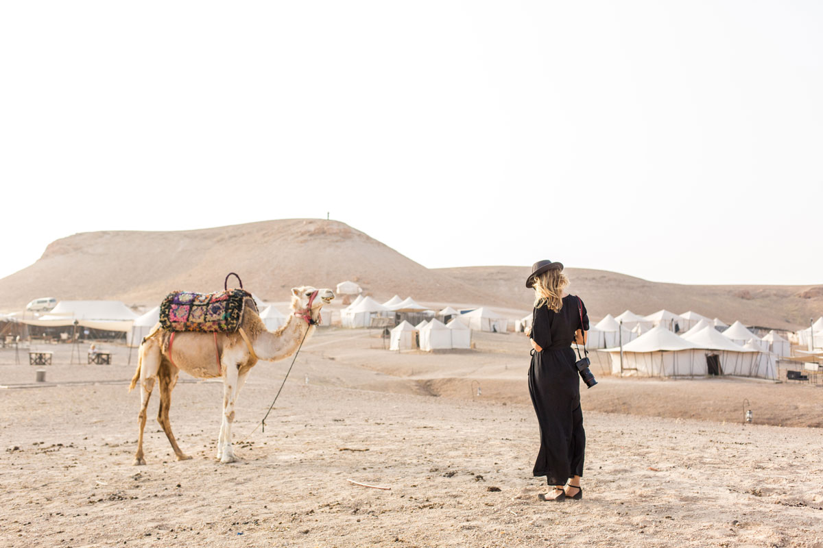Scarab camp – Travel Photography